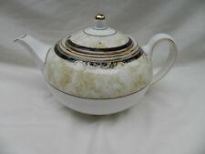 Wedgwood CORNUCOPIA TEA POT 10 cm Tall, Two Pint, Excellent. ( No 2.)