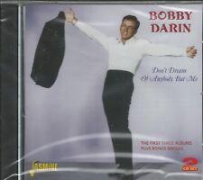 BOBBY DARIN - 2 CD Set - Don't Dream Of Anybody But Me - BRAND NEW