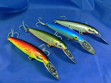 4 Rapala Magnum CD Rare color come foto RFSH, RD, SG, B 11cm 24gr spinning CD3