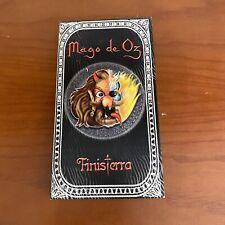 Mago De Oz - Finisterra VHS