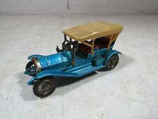 Vintage Lesney Matchbox Models Yesteryear 1909 Thomas Flyabout England Car Y-12
