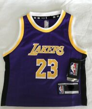 Lebron James Los Angeles Lakers Toddler Size 3T  Statement  Jersey.  Rare