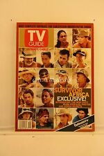 TV Guide Ultimate Cable Issue #2532 (Vol. 49, No. 40, October 6-12, 2001)