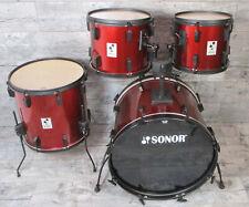 Sonor Panther Shellset 22,12,13,16 Drums Schlagzeug Vintage Made in Germany
