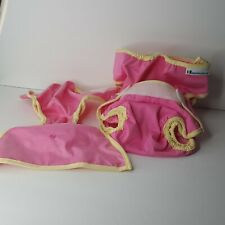 3 Pink BestBottom Cloth Diaper Covers