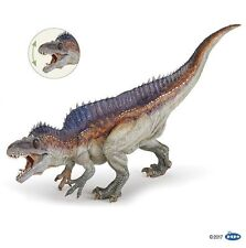 Papo 55062 Acrocanthosaurus 11 3/8in Dinosaurs Novelty 2017