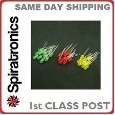 30 Piezas 5mm difusa Led Pack Colores Variados