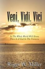 Veni, Vidi, Vici (Hardback or Cased Book)