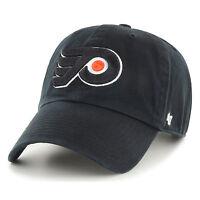 47 Nuova da uomo NHL Philadelphia Flyers RIPULIRE Cappello Nero con etichetta