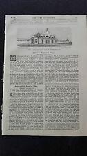1883 96 Italia Camposanto impianti Verona Napoli Genova Roma/Cernavodă