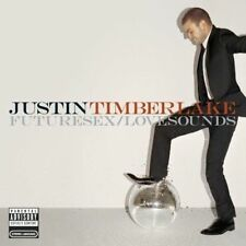 JUSTIN TIMBERLAKE Futuresex/Lovesounds (Gold Series) CD BRAND NEW