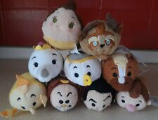 "Disney 3.5"" Beauty And The Beast Tsum Tsums - Set Of 9"
