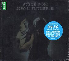 Steve Aoki Neon Future  II CD Caja De Carton  New Sealed