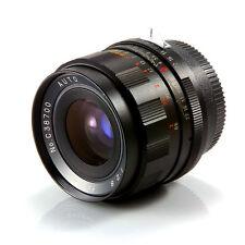 Yamatar 35mm F/2.8 non Ai Lens for Nikon, Canon, Sony NEX, Alpha, M4/3 Lumix