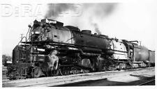 9BB550 RP 1946/1980s UNION PACIFIC RAILROAD 4-6-6-4  LOCO #3810 SAN BERNARDINO
