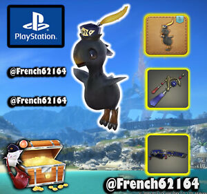 Final Fantasy 14 XIV Rare Bonus Chocobo Chick Courier Minion Mounts PS4/5 NEEDED