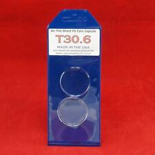AirTite Direct Fit Coin Holder Capsules - Individual Retail Pkg Model T30 Qty 3