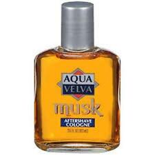 Aqua Velva After Shave Lotion, Cologne Musk - 3.5 Oz (3 Pack)