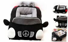 Deluxe Cute Cozy Cool Sports Car Shaped Pet Dog Bed House Small-Medium Dog