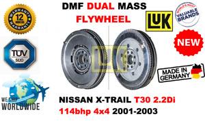 FOR NISSAN X-TRAIL T30 2.2Di 114bhp 4x4 2001-2003 NEW DMF DUAL MASS FLYWHEEL