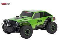 Carrera RC Jeep Trailcat 1:18 370184001