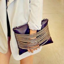 Leather Zipper Effect Ladies Fashion Bag