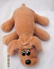 Tonka Pound Puppy 8 inch Tan 1985