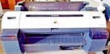 CANON IPF 650 PLOTTER REFURBISHED 24 INCH WIDE COLOR  EXCELLENT