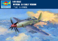 WYVERN S.4 EARLY VERSION 1/48 aircraft Trumpeter model plane kit 02843