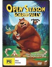 Open Season - Scared Silly (DVD, 2016)