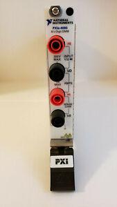 National Instruments NI PXIe-4080 Digital Multimeter