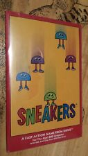 Sneakers by Sirius Software for Atari 800 & 810  (Sealed) 1980