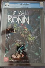 👊🐢👊TMNT THE LAST RONIN #2 Eastman  Cover A CGC 9.6