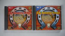Top Country Songs Vol.1 & Vol. 2 - 2 CD