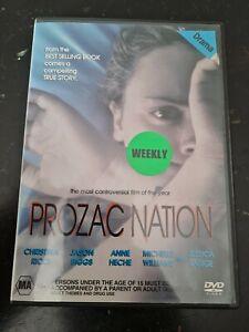 Prozac Nation 2000 dvd