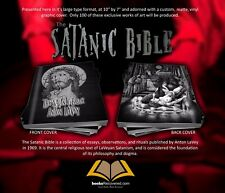 The Satanic Bible - Anton LaVey - Pure Evil by BooksRecovered FREE SHIPPING