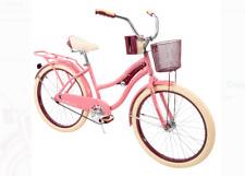 "Huffy 24"" Nel Lusso Girls' Cruiser Bike - Pink"