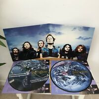 Iron Maiden Brave New World Vinyl Picture Disc Gate Fold RARE Never Played