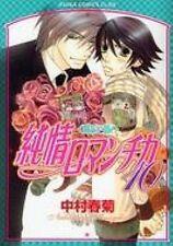 Junjou Romantica limited edition #10 / NAKAMURA Shungiku w/DVD