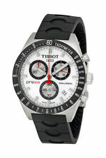 Tissot Stainless Steel Case Sport Watches with Chronograph