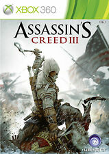 Jeu  X-BOX 360 ASSASSIN'S CREED III Xbox 360 XBOX