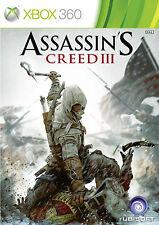 Jeu  X-BOX 360 ASSASSIN'S CREED III Xbox 360 XBOX