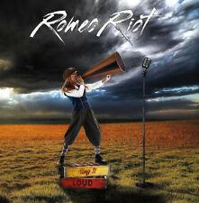 Romeo Riot - Sing It Loud (CD Jewel Case)