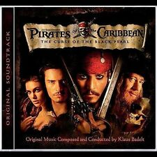 Pirates Of The Caribbean: The Curse Of The Black Pearl Klaus Badelt, Badelt, Kl