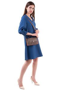 RRP €1490 BRUNELLO CUCINELLI Shoulder Satchel Bag Monili Beads Trim Top Handle
