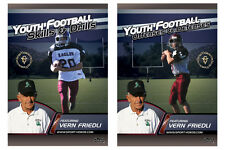 Youth Football Instructional DVD Set - Skills, Drills, Offense and Defense