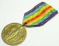 Médaille Interalliée de La Victoire 1914-1918. USA - Pax Victoris / N°43