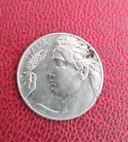 PIECE ITALIE Vitt. Em. III - 20 Cent. 1910