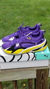 J. cole Puma RS-Dreamer J. Cole Purple Hearts size 9.5