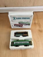 2 Classic Streetcars - HO Scale - Powell & Mason St. and Desire St.